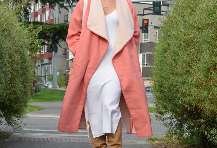 ASOS Midi Dress WIth V-Neck-13