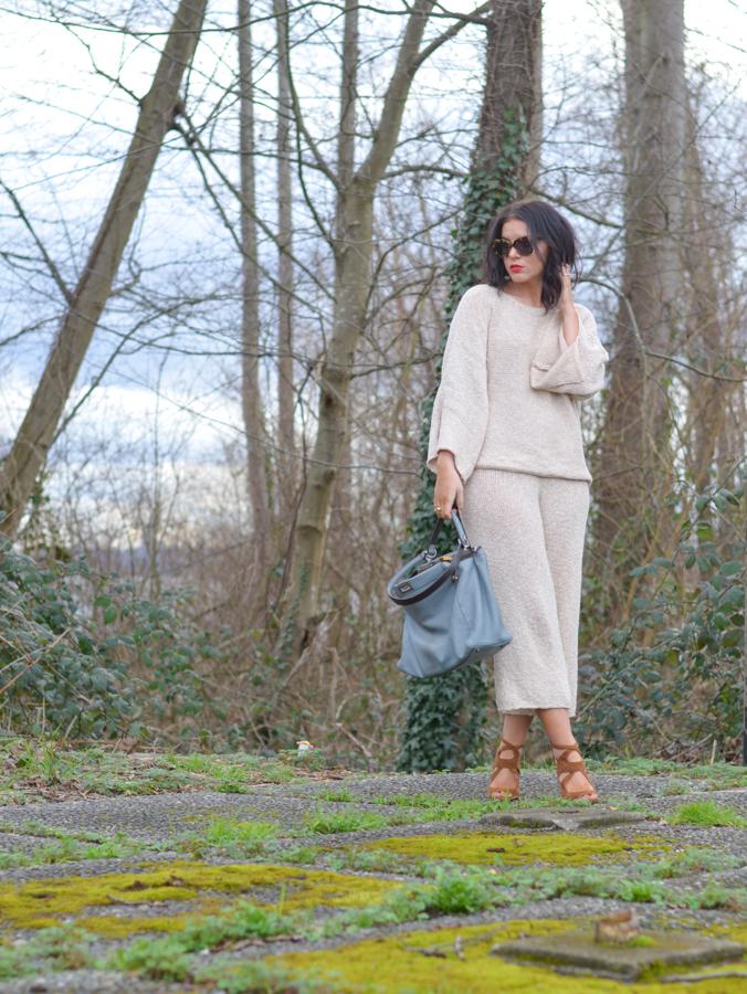Zara Knit Pants and Sweater-12
