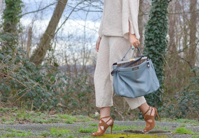 Zara Knit Pants and Sweater-5