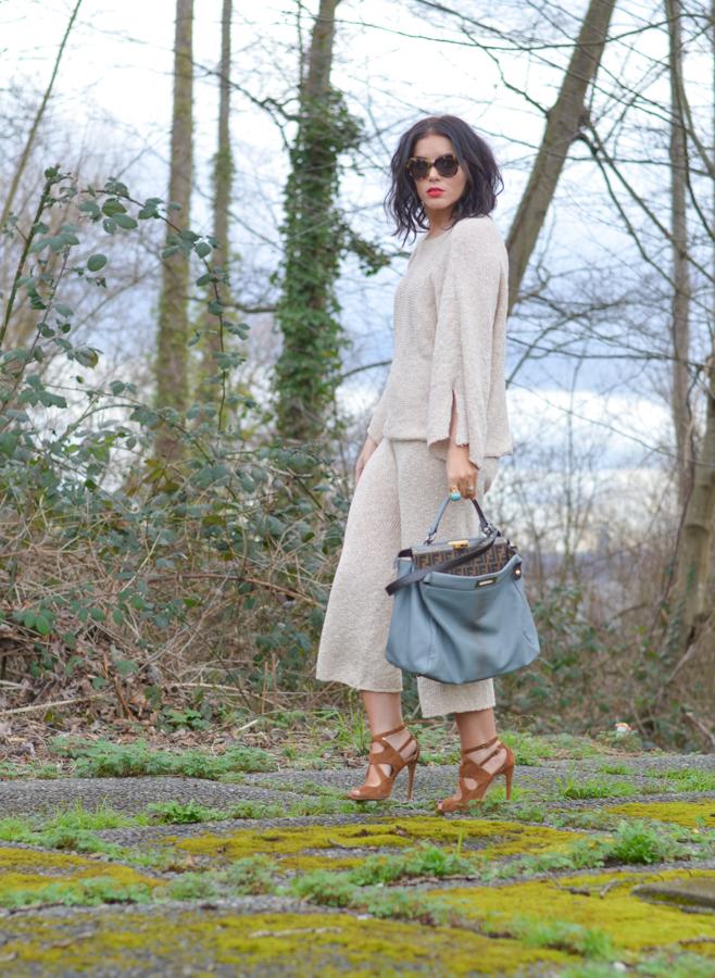 Zara Knit Pants and Sweater-6