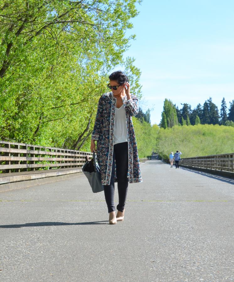Zara Printed Jacket-8