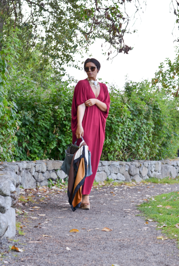 Dailylook Olsen Maxi Dress-10
