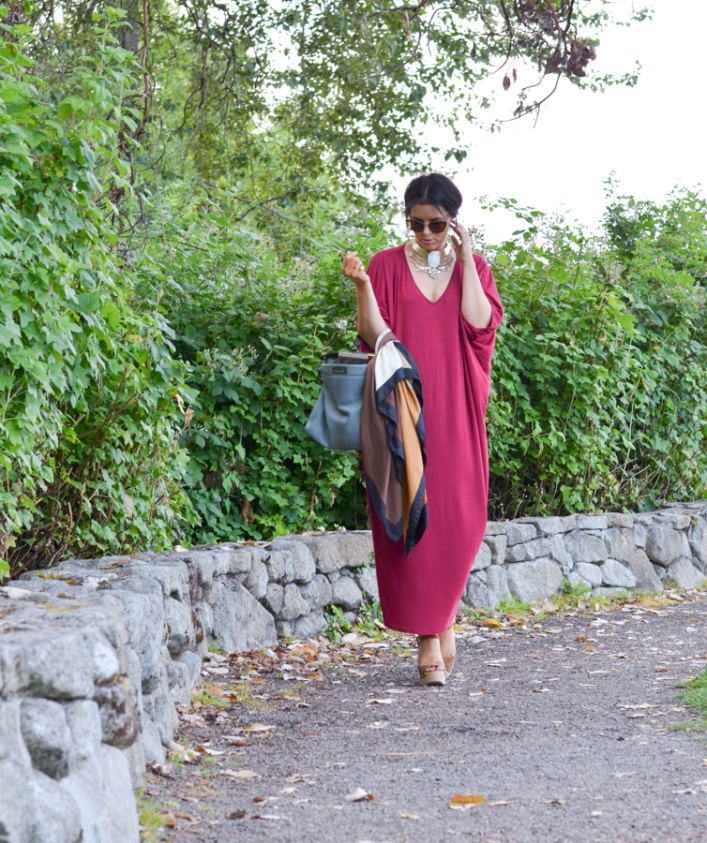 Dailylook Olsen Maxi Dress-3