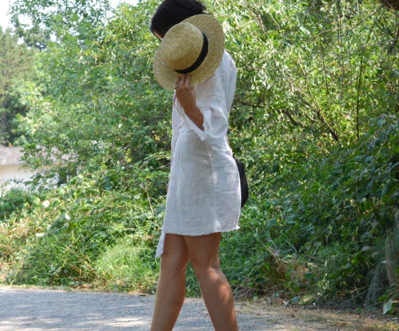 Lack of Color Spencer Wide Brim Boater Hat